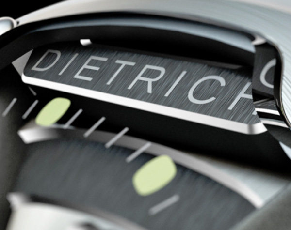 Gilles Valette, N+V:DIETRICH WATCHES